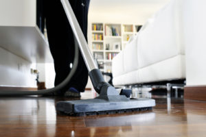 Living Room Cleaning Service
