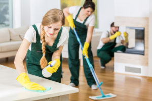 Cost Of Hiring Home Cleaning Services