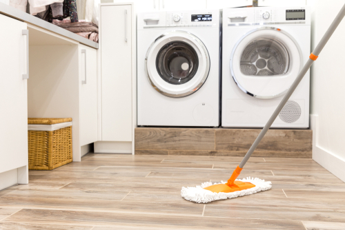 Laundry Room Cleaning service